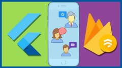 Build a Social Network with Flutter and Firebase cover
