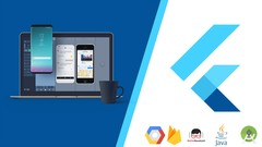 Complete Flutter Course in Arabic cover
