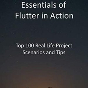 Essentials of Flutter Cover