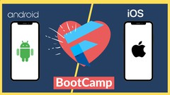 Complete Flutter Bootcamp 2020: From Zero to Hero in Flutter cover