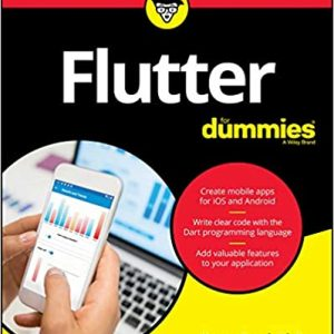 Flutter for Dummies cover