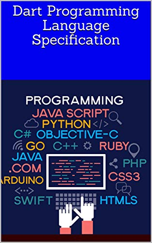 Dart Programming Language Specification Cover