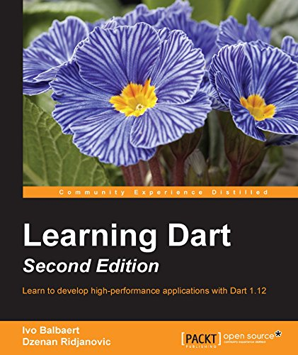 Learning Dart Second Cover