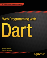 Web Programming with Dart cover