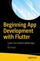 Beginning App Development with Flutter cover